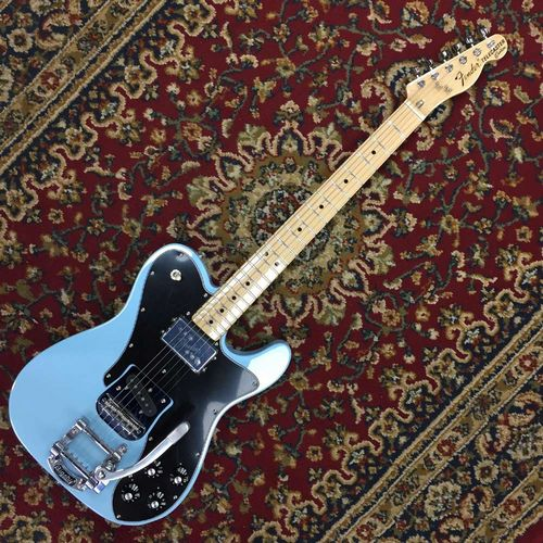 Fender 2019 Limited Edition '72 Telecaster Custom w/ Bigsby, Maple Fingerboard, Sonic Blue